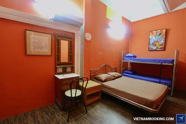 Khách sạn gần trung tâm mua sắm Bugis