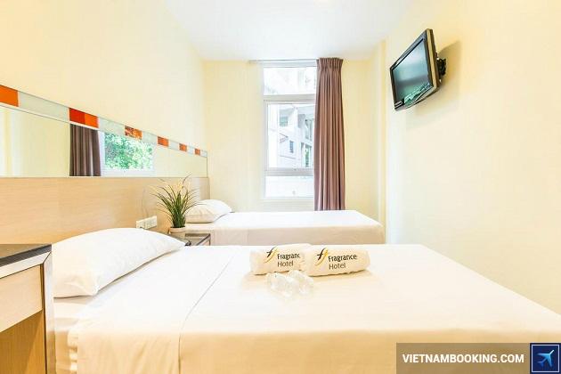 Khách sạn giá rẻ khi đi du lịch singapore
