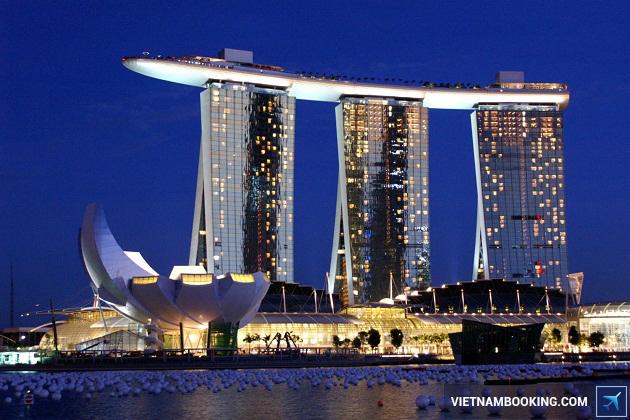 Khách sạn Marina Singapore