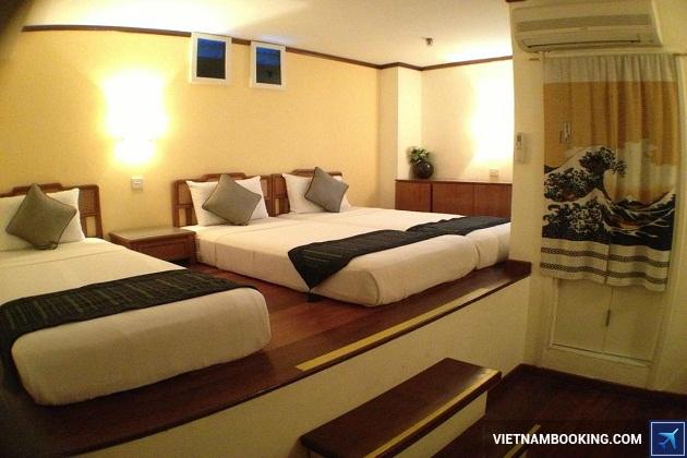 Khách sạn ở gần khu trung tâm singapore