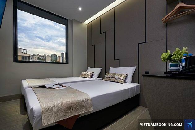 đặt khách sạn singapore