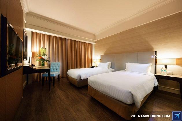Khách sạn Singapore gần trung tâm mua sắm