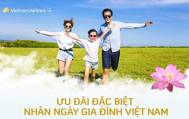 Vietnam Airlines giảm 20% giá vé các chuyến bay