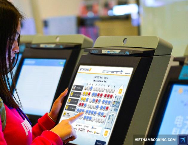 kiosk check in jet airways