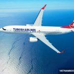 Mua vé máy bay Turkish Airlines giá rẻ ở đâu?
