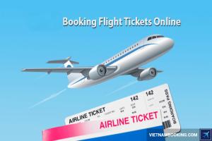 Nên đặt mua vé máy bay trực tuyến ở đâu?