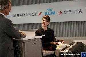 Những câu hỏi liên quan đến quy định hành lý của hãng Air France