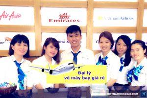 Có mấy cách đặt vé với phòng vé Emirates?