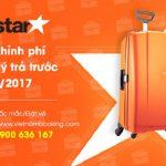 Jetstar Pacific điều chỉnh phí Hành lý trả trước từ 01/6