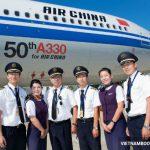 Văn phòng Air China tại TP.HCM