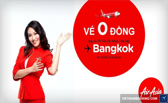 ve may bay di bangkok