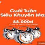 Mua ngay vé máy bay Sài Gòn đi Pleiku chỉ từ 88.000 đồng