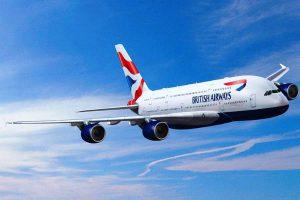 Vé Máy Bay British Airways