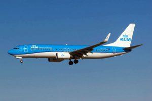 Vé máy bay KLM Airlines