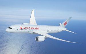 Đặt vé máy bay Air Canada giá rẻ 2020