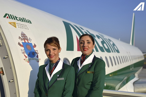 ve may bay alitalia linee