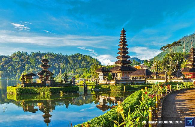 Khám phá thiên đường Bali cùng vé máy bay giá rẻ