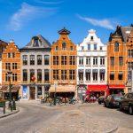 Đặt vé máy bay đi Bỉ, tận hưởng mùa hè nhộn nhịp