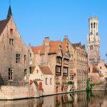 Vui hè bất tận cùng vé máy bay giá rẻ đi Bỉ