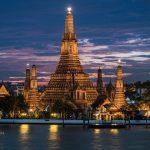 Vi vu hè cùng vé máy bay giá rẻ đi Bangkok