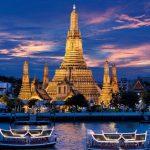 Siêu rẻ vé máy bay khuyến mãi đi Bangkok