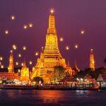 Thông tin vé máy bay khuyến mãi đi Bangkok rẻ nhất