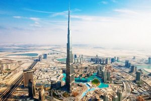 Vé máy bay đi Dubai giá rẻ