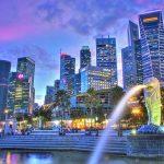 Đặt mua vé máy bay khứ hồi giá rẻ đi Singapore