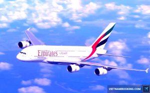 Có thể mua vé máy bay qua văn phòng đại diện Emirates tại Việt Nam?