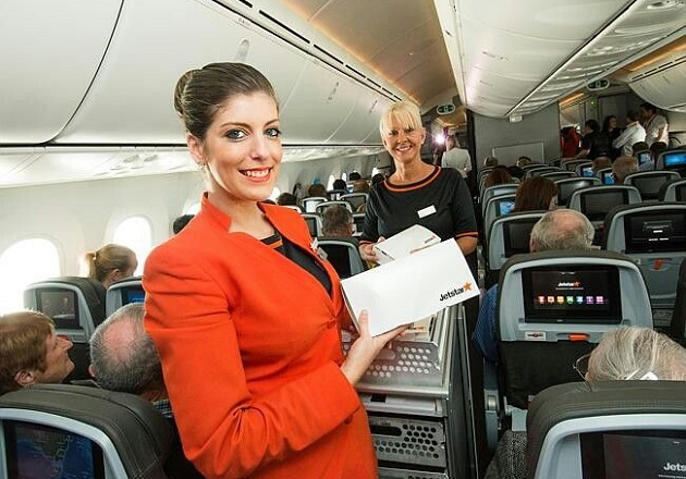 Vé máy bay Jetstar Airways