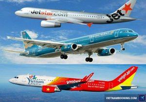 Đặt vé máy bay nội địa giá rẻ ở đâu?