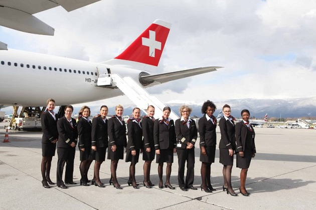 ve may bay gia re swiss air lines