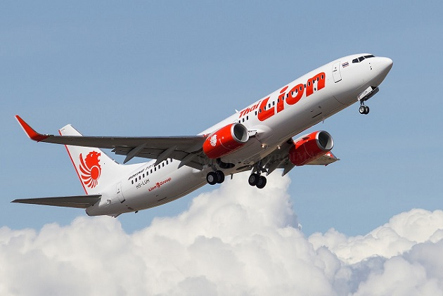 ve may bay gia re thai lion air