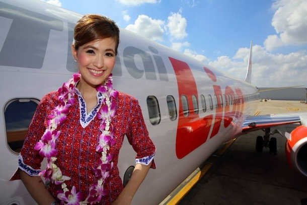 dat ve may bay thai lion air