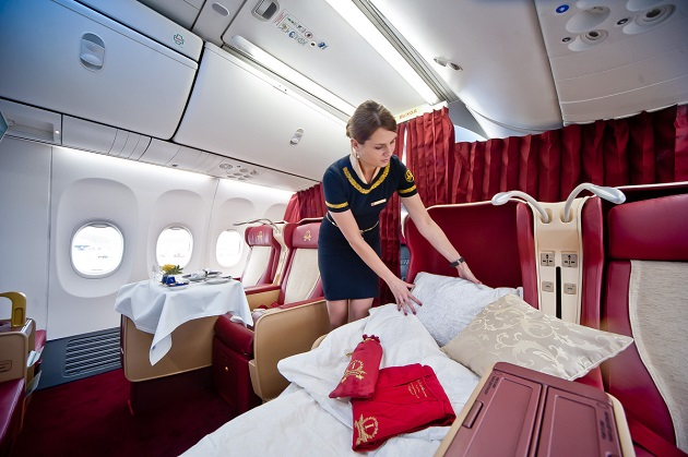 Vé máy bay Transaero Airlines