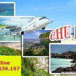 Vé máy bay từ Hải Phòng đi Chu Lai