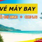 Mua vé máy bay TPHCM đi Chu Lai