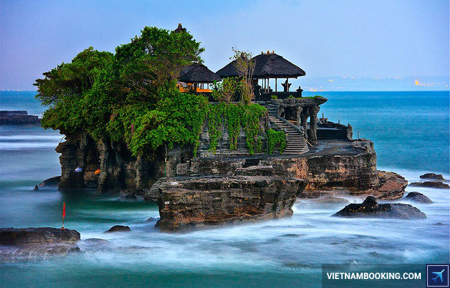 ve may bay di bali