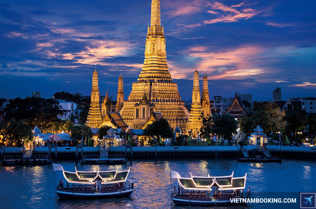 ve may bay jetstar khuyen mai di bangkok