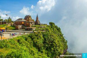 Khám phá nét đẹp tựa tranh vẽ của cao nguyên Bokor, Campuchia