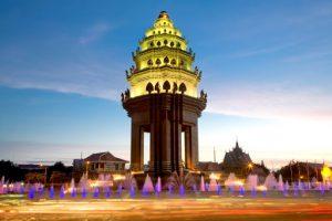 Trải nghiệm du lịch Campuchia free and easy với Nagaworld tráng lệ