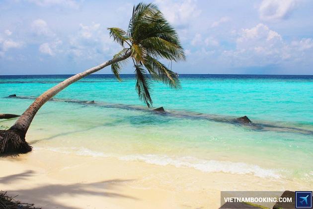 Du lịch bụi tới Maldives