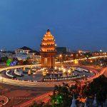 Hướng dẫn du lịch Campuchia từ Hà Tiên