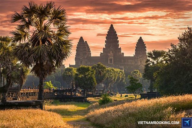 Du lịch Campuchia rẻ