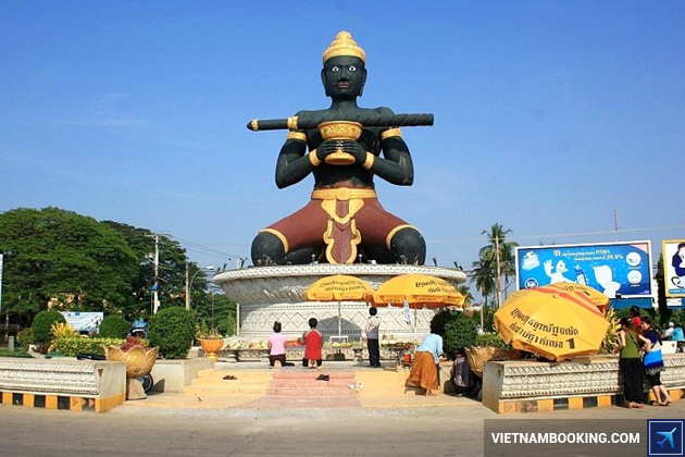 Khám phá du lịch Campuchia