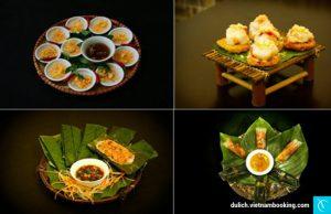 Trải nghiệm phong cách ẩm thực của du lịch Huế – Đà Nẵng