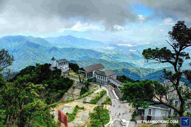 Núi Bà Nà ở Đà Nẵng