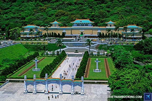 Đi du lịch Đài Loan