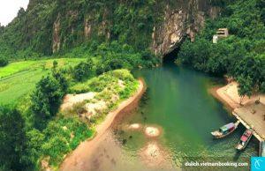 Tham quan Phong Nha-Kẻ Bàng trong chuyến du lịch Huế-Quảng Bình