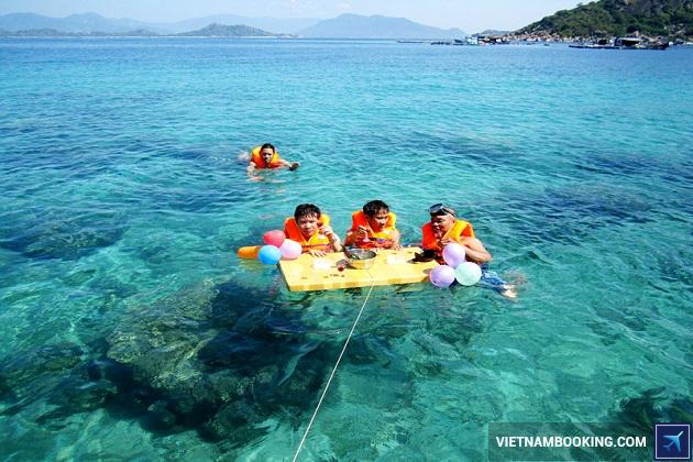 Du lịch biển đảo Nha Trang